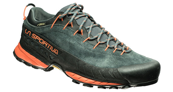 La Sportiva TX4 GTX Approach Shoes Unisex carbon/flame